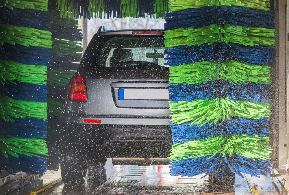 Automatic Car Wash System for your vehicle
