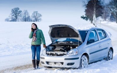 The Basics Of Winter Road Safety: Do you know them all?