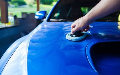 Benefits of Having Your Car Waxed