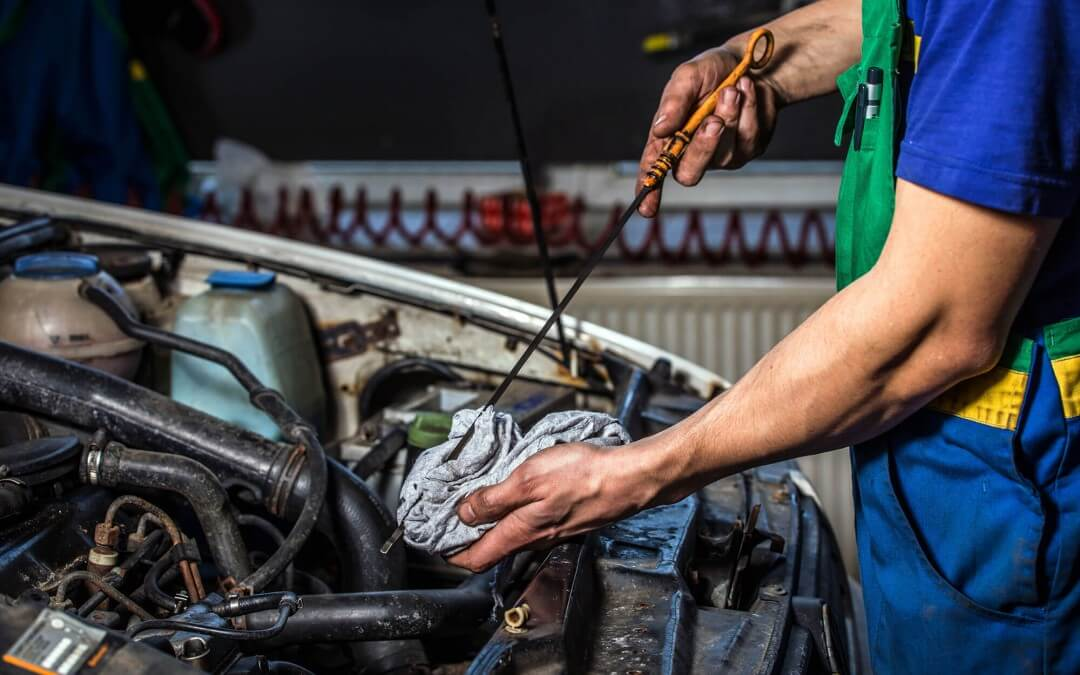 Oil Change Service Mississauga