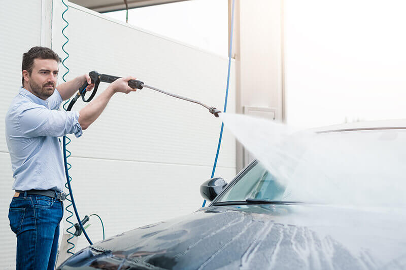 What are the Benefits of a Self Serve Car Wash?