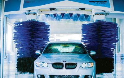 Automated Car Wash: The Environmentally Friendly Choice