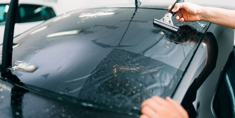 Solargard Car Tinting for Paint Protection